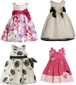 Niñas Vestidas Para Fiesta Vestidos Bonitos Via Www