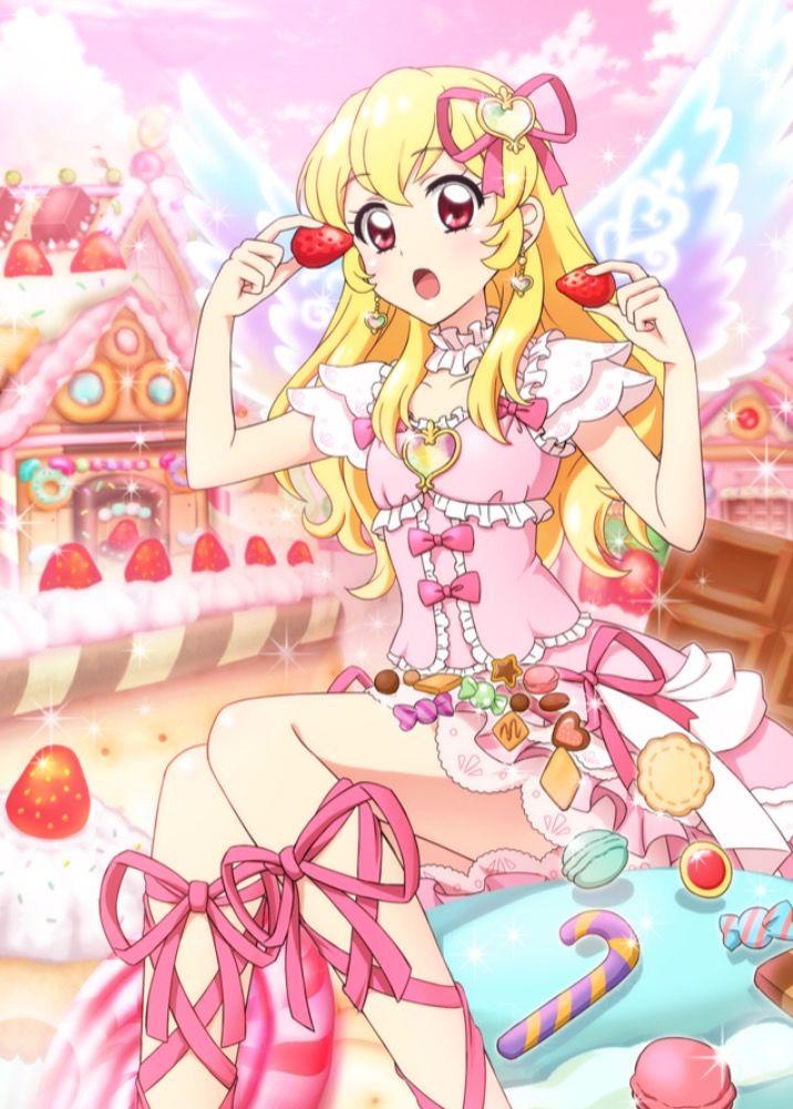 Aikatsu! Photo on Stage!!/Cardlist Anime chibi, Anime