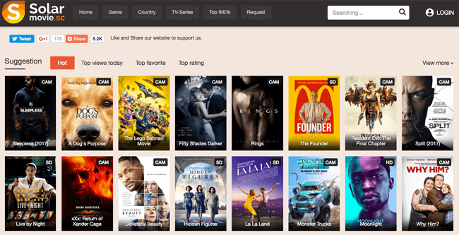 Top 6 Trustworthy and Reliable Website to Watch Movies