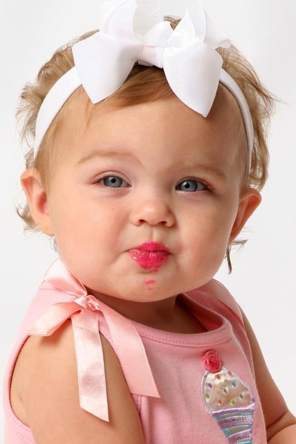 baby lipstick!