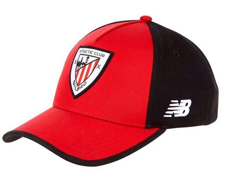 Gorra Juvenil Y Adulto Athletic Club Bilbao New Balance Athletic Athletic Club De Bilbao Bilbao