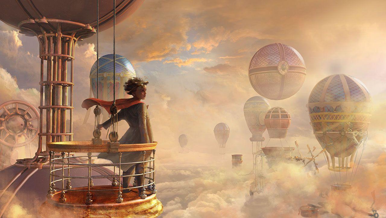 kazumasa uchio, artist   Bryan Moeck, Robbi Clouds Concept ( source )