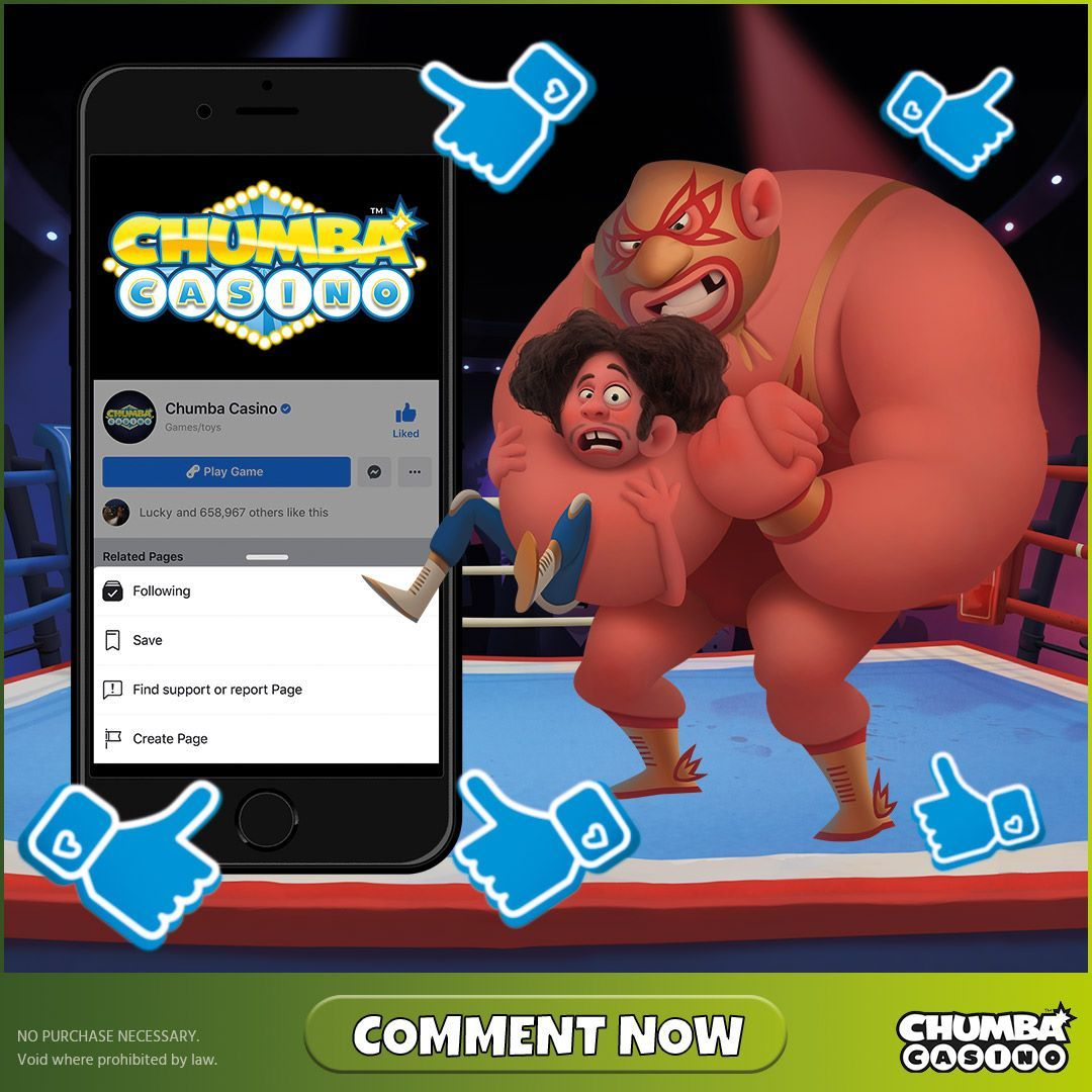 Chumba Casino By No Means Miss Out On Any Chumbacasino Com Updates