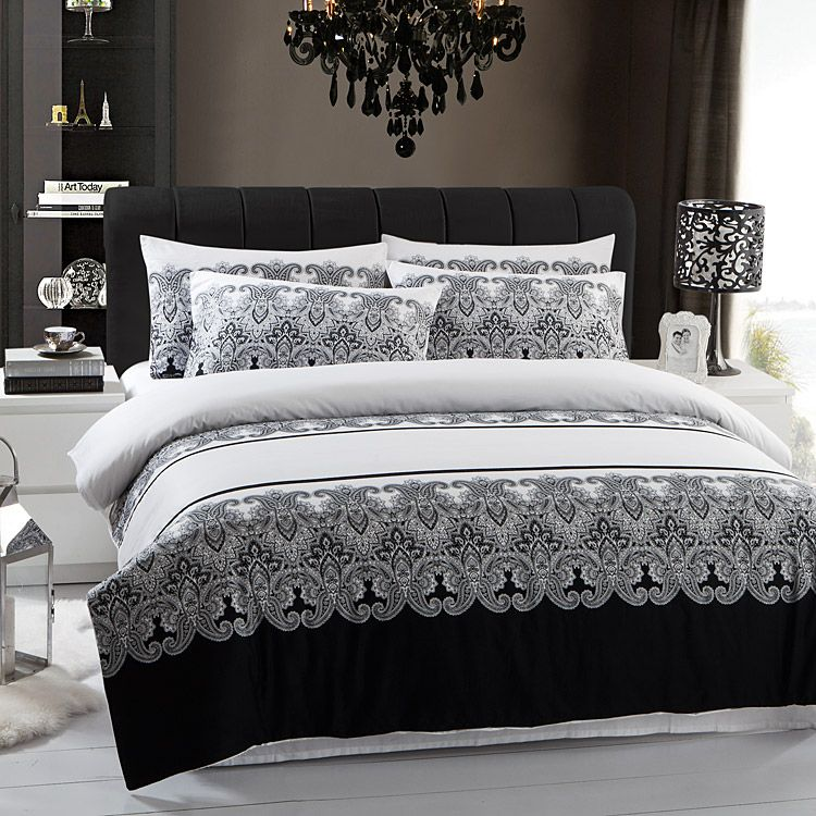 Black And White Duvet Cover Queen Home Furniture Design White Duvet Covers White Duvet Cover Queen Toile Bedding