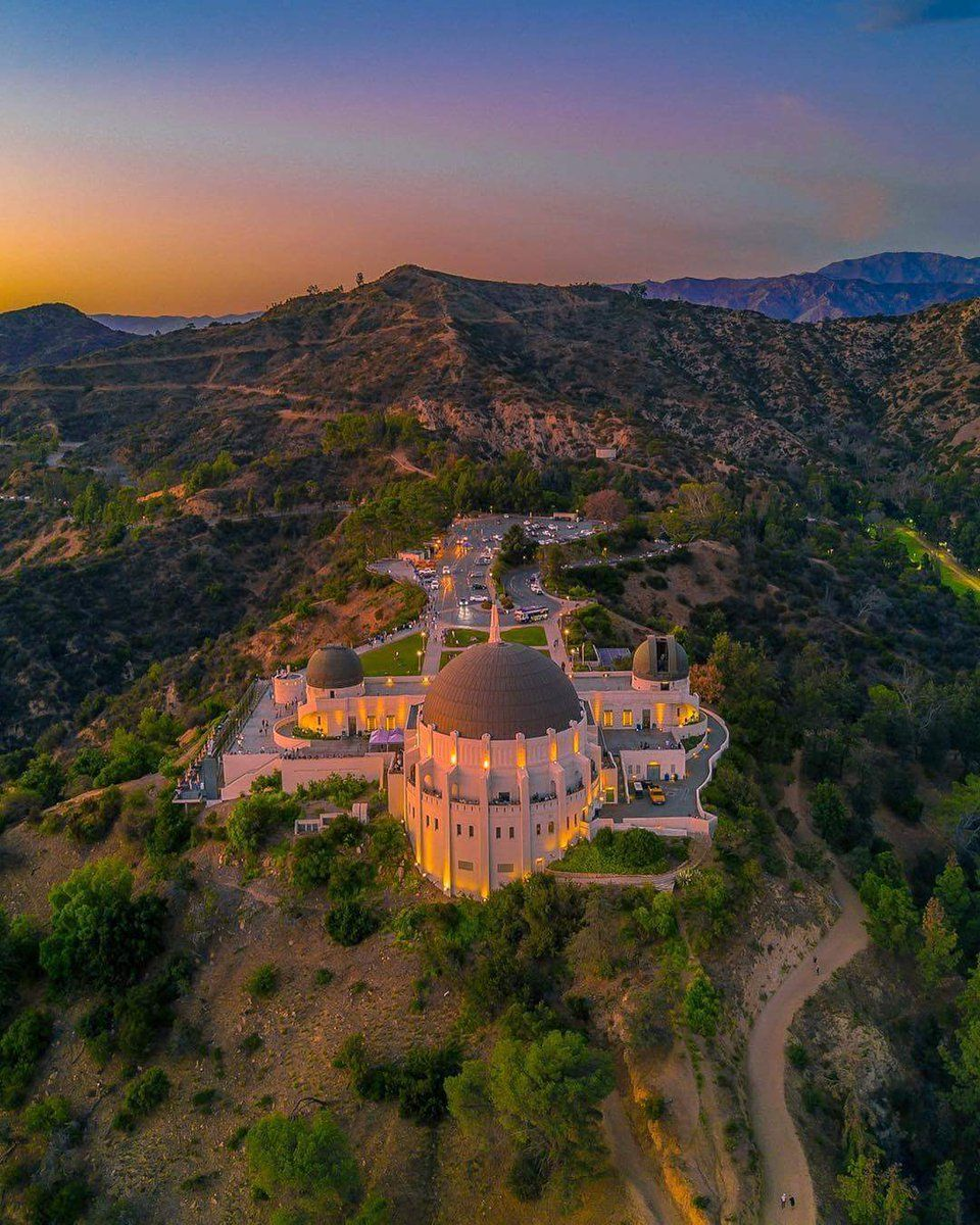 Griffith Park And Griffith Observatory Los Angeles Parks Griffith Park Usa Beaches