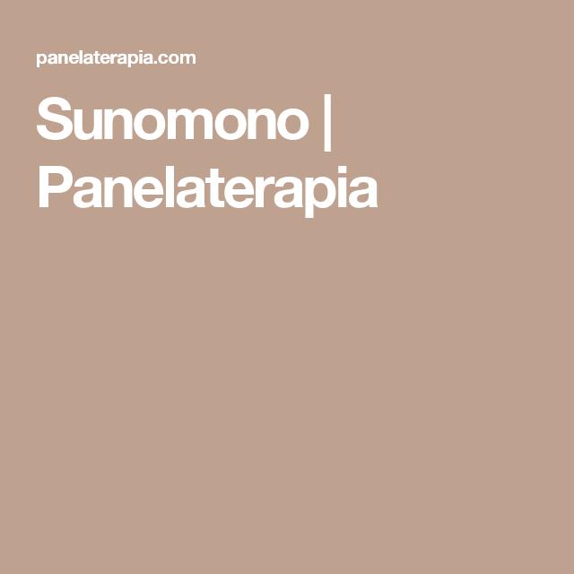 Sunomono | Panelaterapia