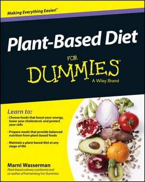 Enter for a chance to win 1 of 2copies of Plant Based Diet for Dummies (Open to Canadians only). Ends July 24, 2014.