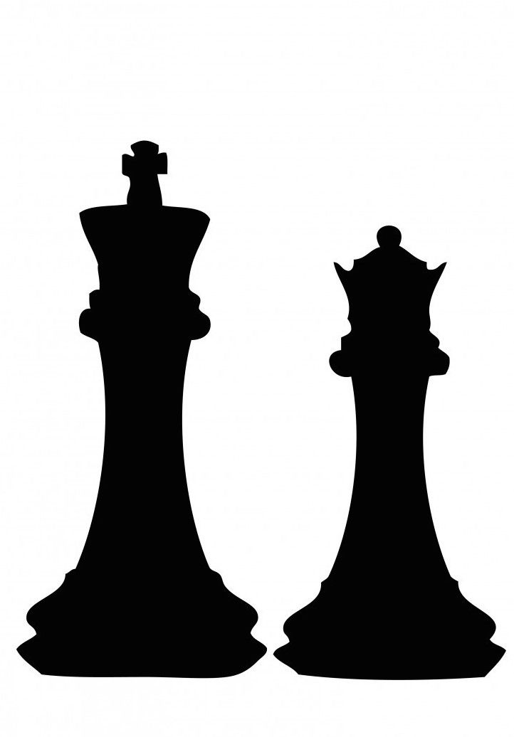 шахматы шаблоны картинки для долго может