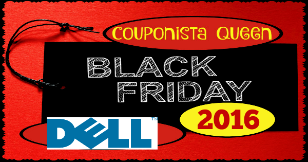 Check out this Black Friday ad from #Dell and plan your attack with CouponistaQueen.com #BlackFridayAdScan #BlackFridayDeals #BlackFriday