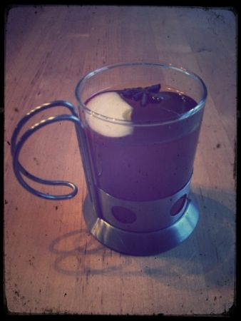Jack Daniel's Winter Jack Tea Punch