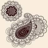 Image result for paisley semicolon