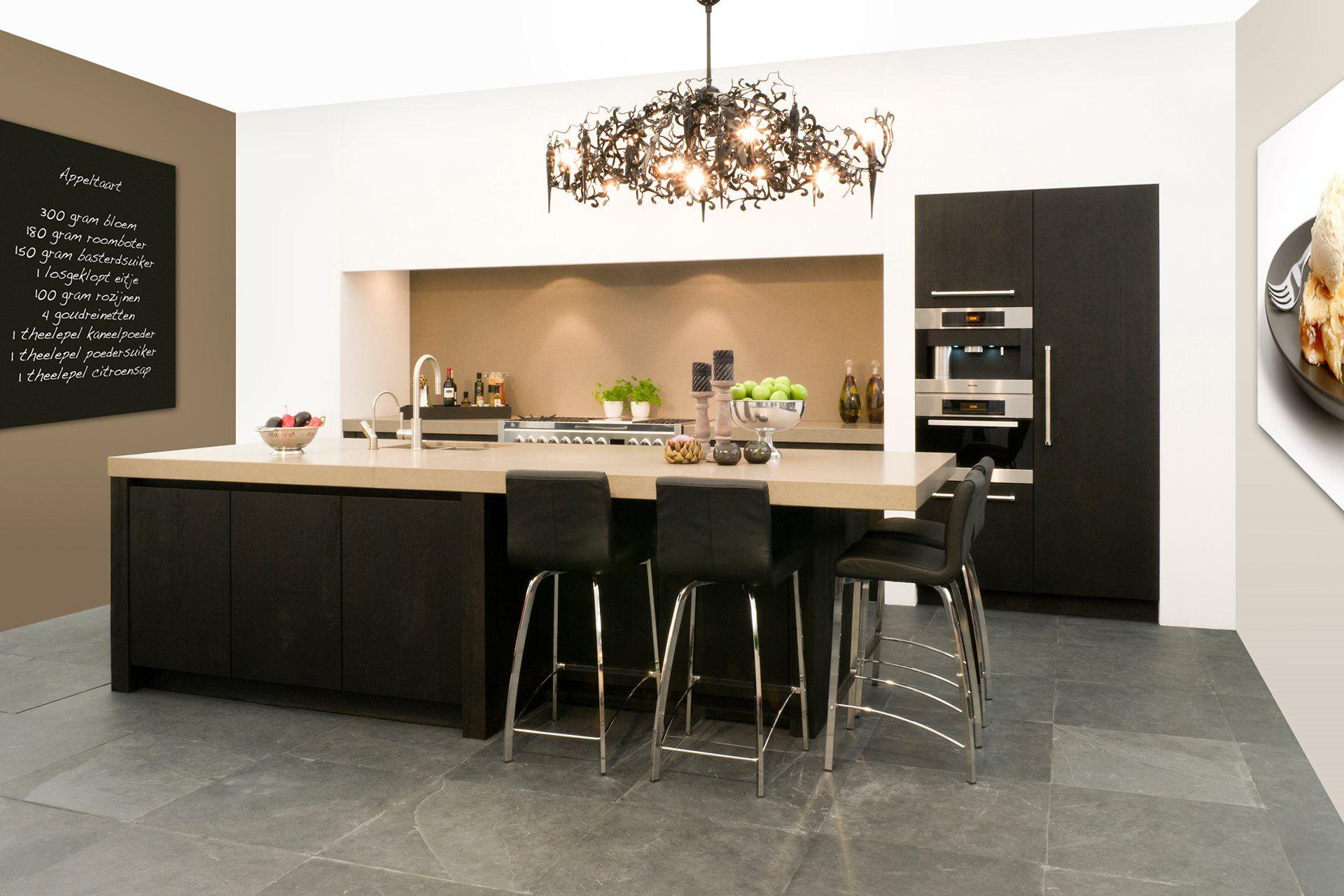 Landelijk Bar Keuken : Landelijk moderne keukens van galen keuken bad keukens op