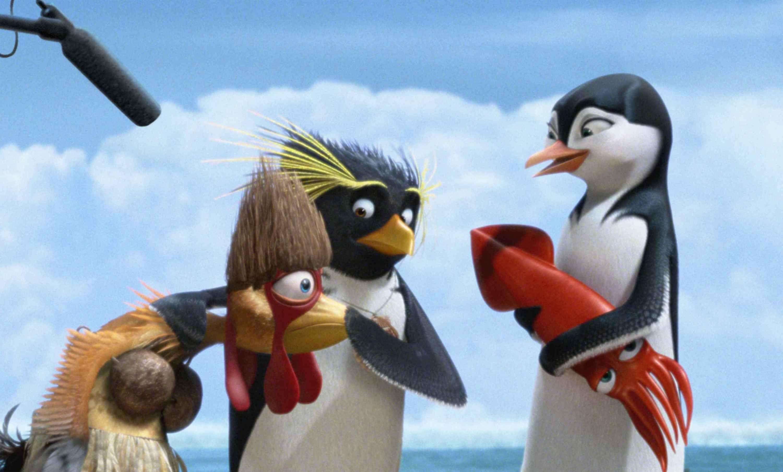 Best movie ever! Surf's Up Desenhos animados, Animais