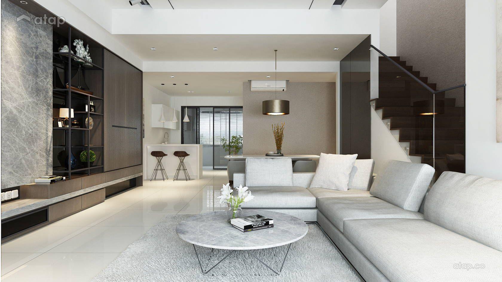 Bandar Puteri Puchong interior design renovation ideas