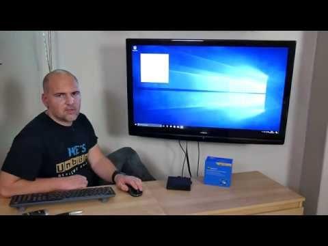 Beelink BT3 PRO First Time Setup Windows 10 Home - YouTube