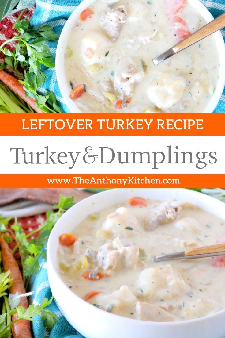 Photo of Turkey and Dumplings