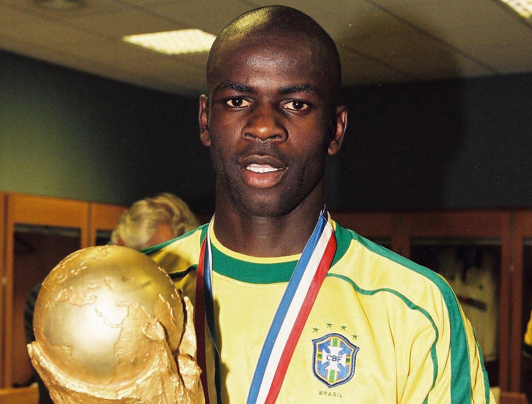 Lilian Thuram FIFA World Cup Final 1998