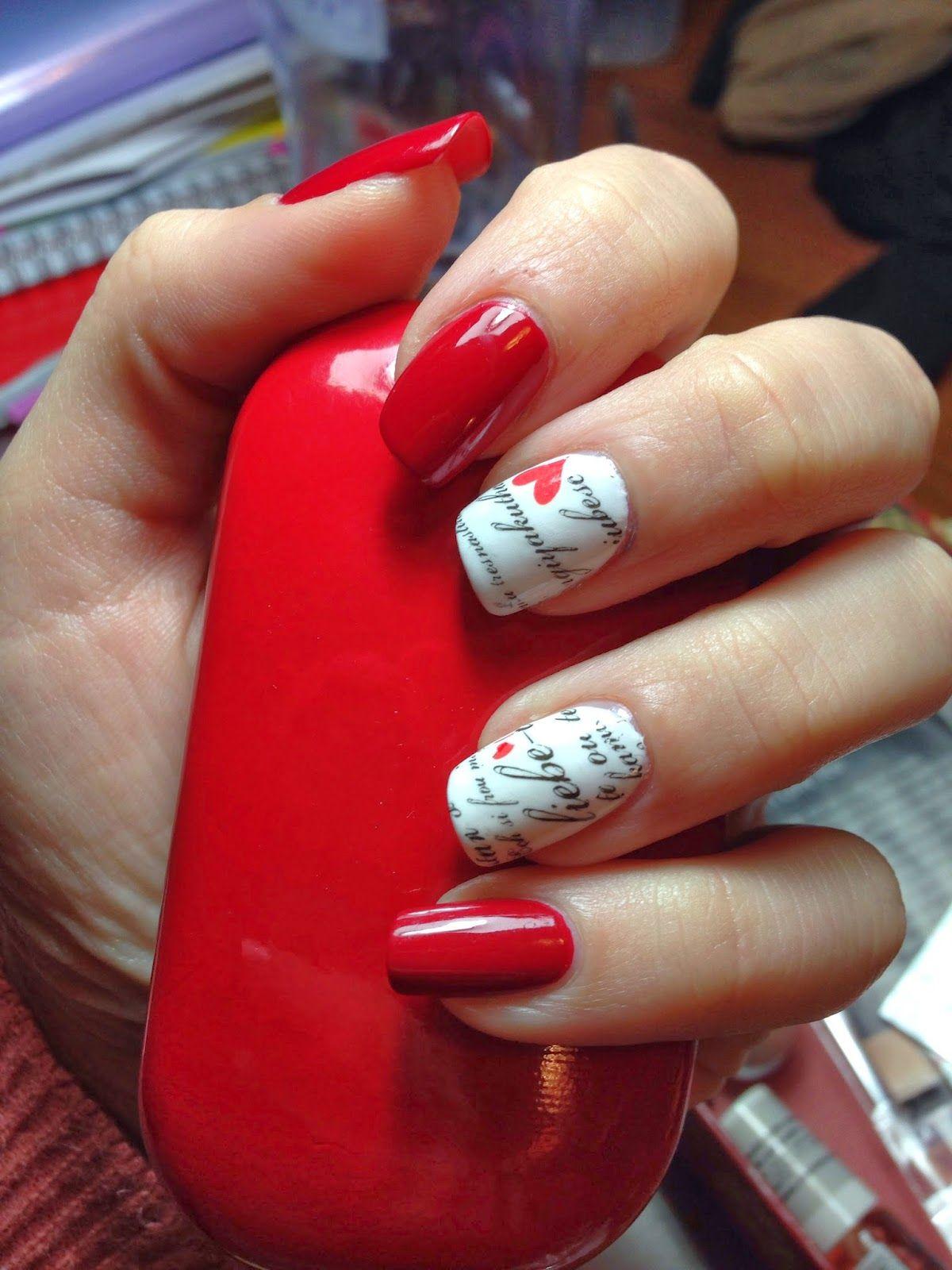 Pretty Little Nails: Sooooooooooo Romantic!