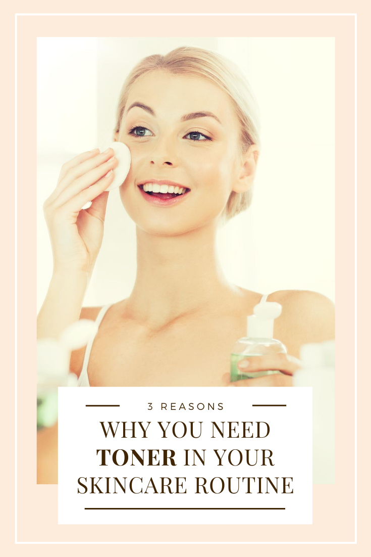 Here S Why You Should Use A Facial Toner In 2020 Natural Skin Toner Skin Toner Benefits Toner For Face
