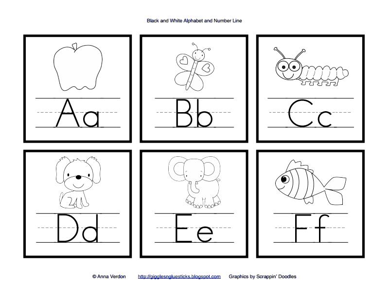 Alphabet Line Pdf Alphabet Preschool Phonics Kindergarten Classroom Freebies