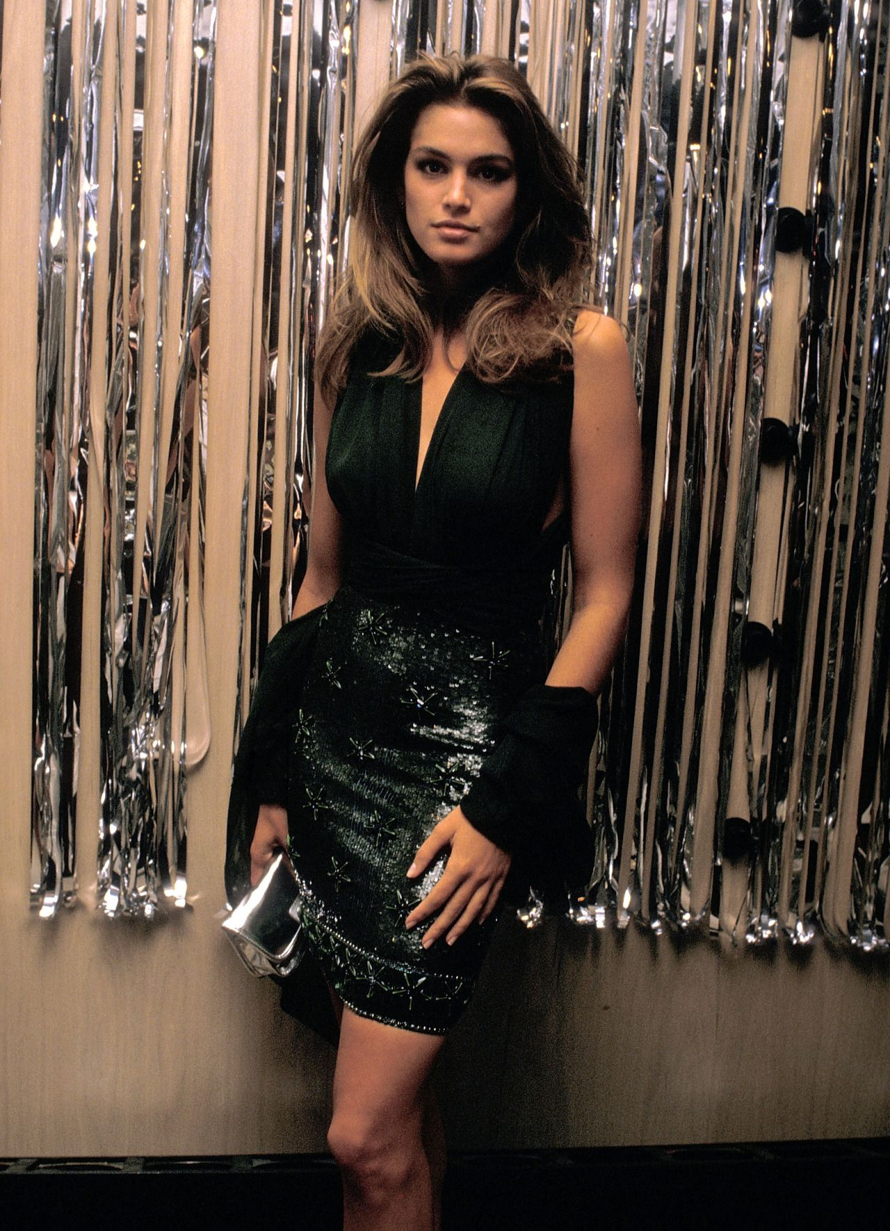 Friday Inspiration From 80s Cindy Crawford Photo Getty Images 80s