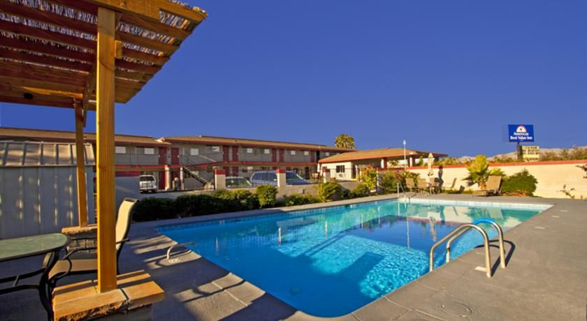 Americas Best Value Inn Needles This Hotel Is Located In The Mojave Desert And 30 Miles From National Preserve