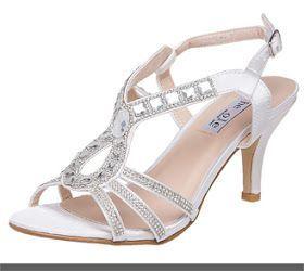 white wedding shoes shesole women's high heels wedding