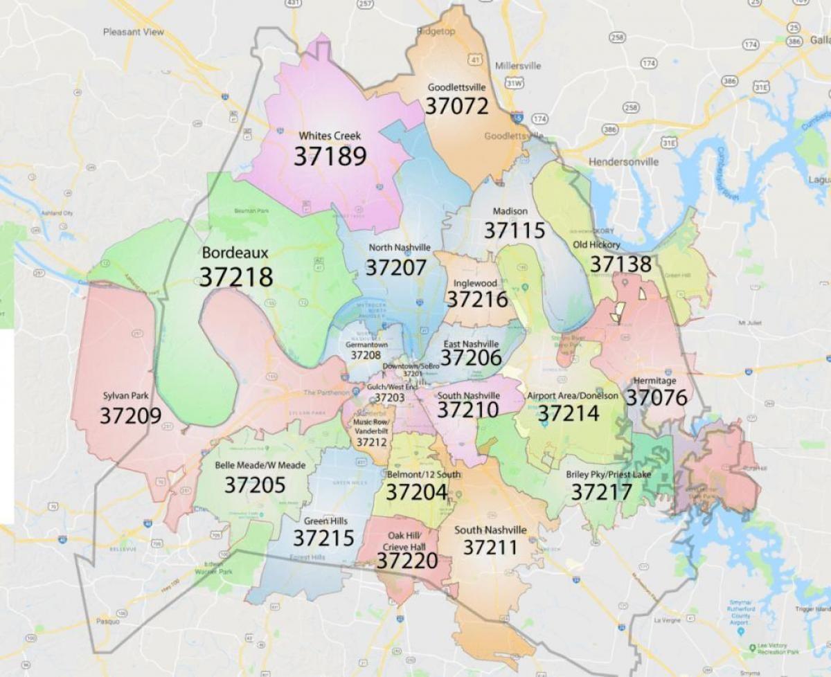 map nashville tn surrounding areas Nashville Area Code Map Map Of Nashville Area Code Tennessee map nashville tn surrounding areas