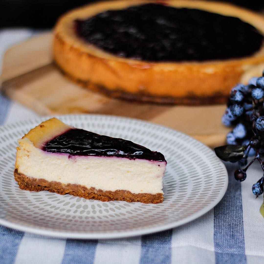 These Blueberry cheesecake are sure to chill you during your weekdays have a great day folks!