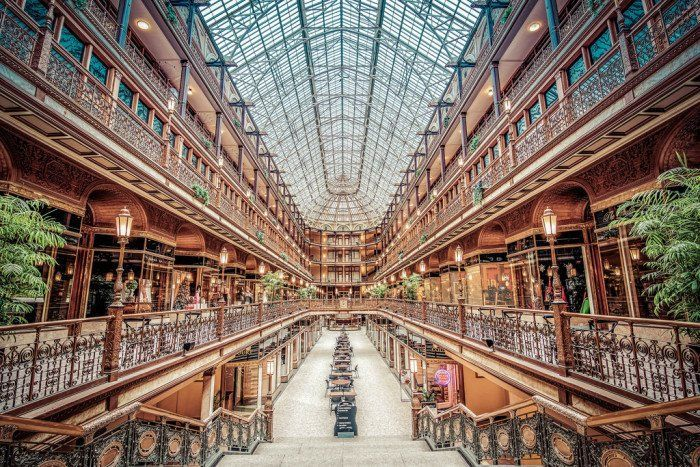 This Stunning Ohio Mall Offers Shoppers A Little Slice Of History  This Stunning Ohio Mall Offers Shoppers A Little Slice Of History