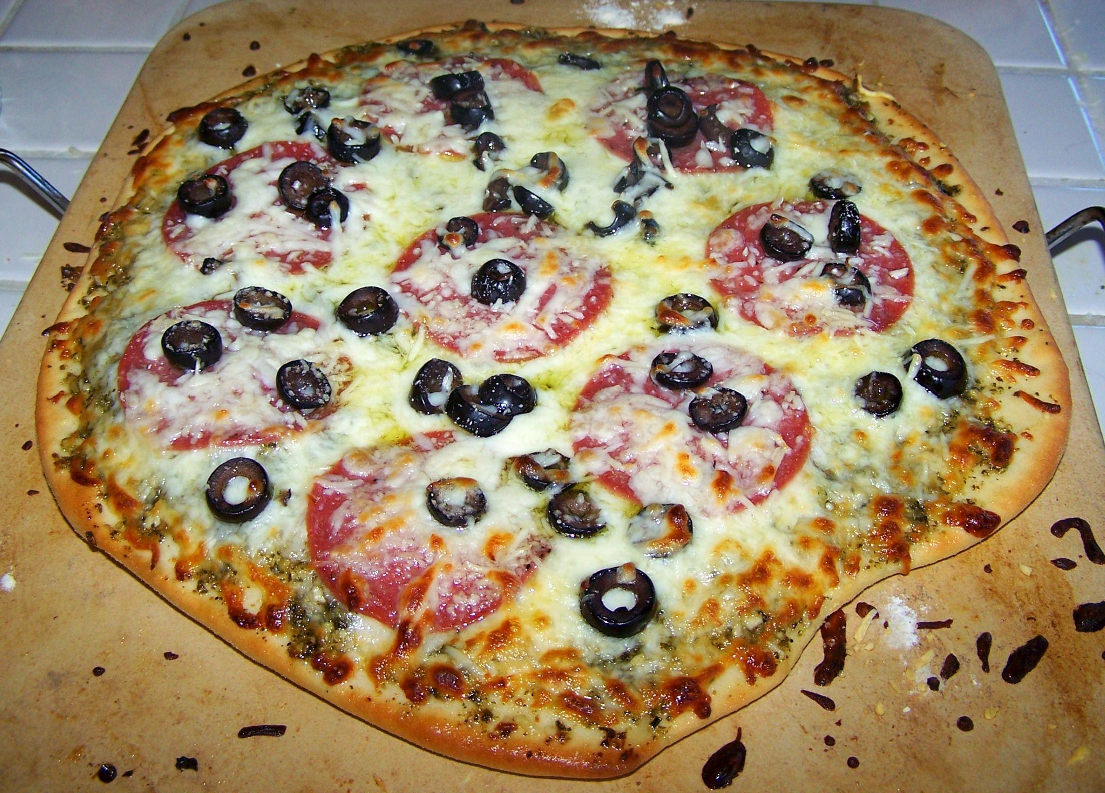 Ellye Pizza