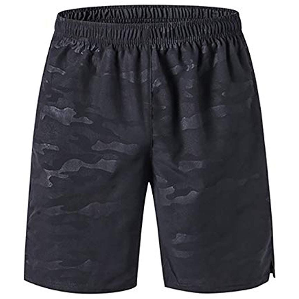 ShopSquare64 Sommer MÃnner Quick Dry Workout Lauf Shorts
