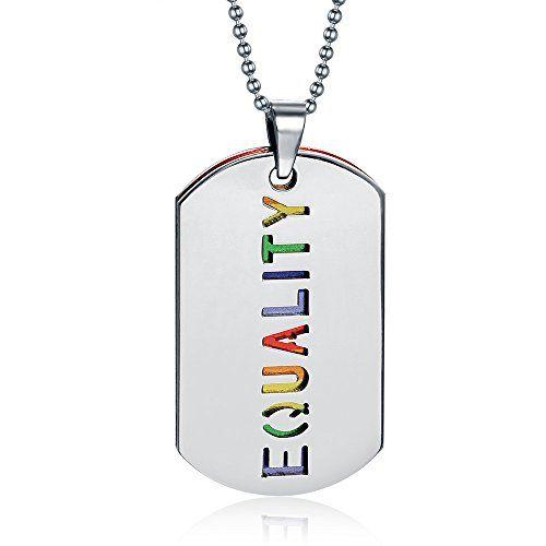 O4U Colorful Rainbow Gay Lesbian Equality for Homosexual ...