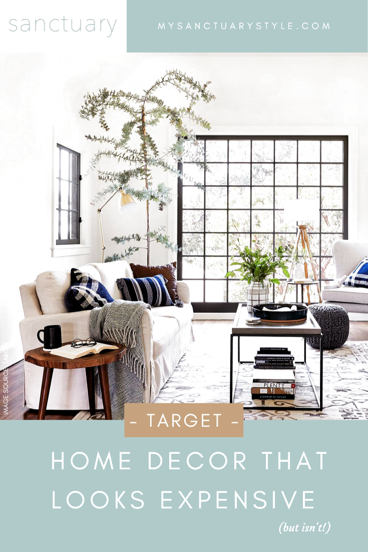 HOW TO MAKE YOUR HOME LOOK EXPENSIVE WITH TARGET PRODUCTS. Are you decorating your home on a budget but still want it to look high-end and expensive? ...#budget #decorating #expensive #highend #home #products #still #target