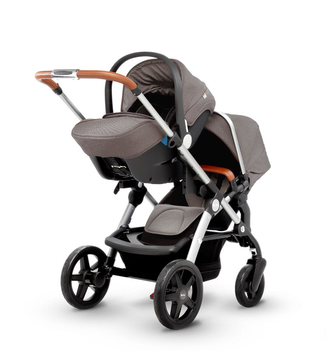 8d2690d032c Silver Cross Wave Stroller - Sable - Free Shipping - No Tax