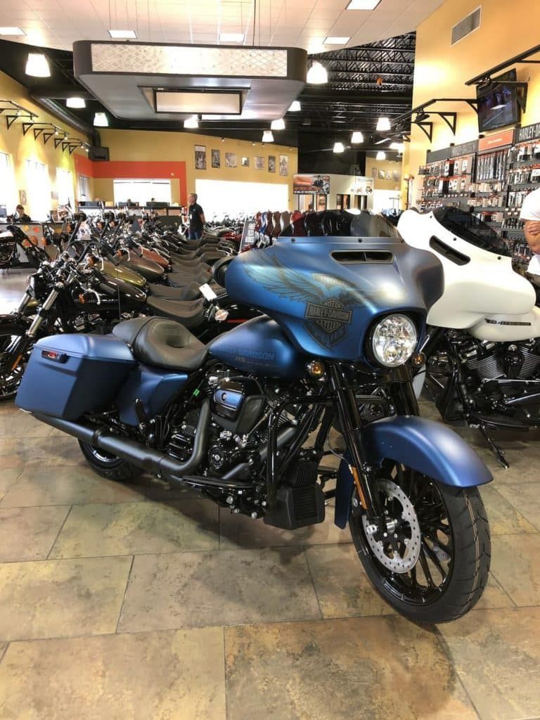 Harley Davidson 115th Anniversary Street Glide Special In Stock Palm Beach
