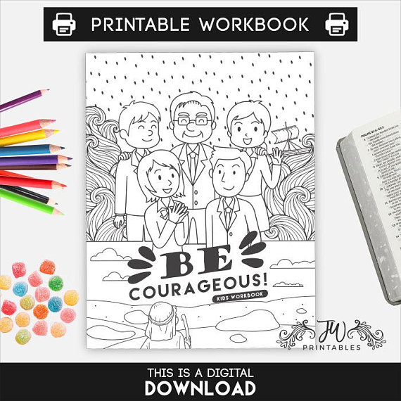 Be Bold! Kids Workbook | Be Bold Notebook - Best Life Ever - Be Bold