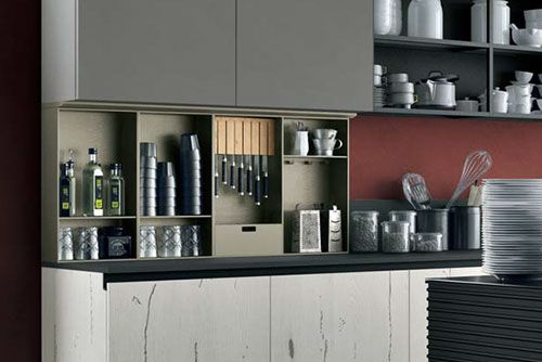 Cucine Classiche e Moderne - Arredamento - Cucine Lube | cucine ...