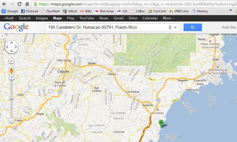Pin By Andi Stix On Palmas Del Mar Puerto Rico Puerto Rico Map
