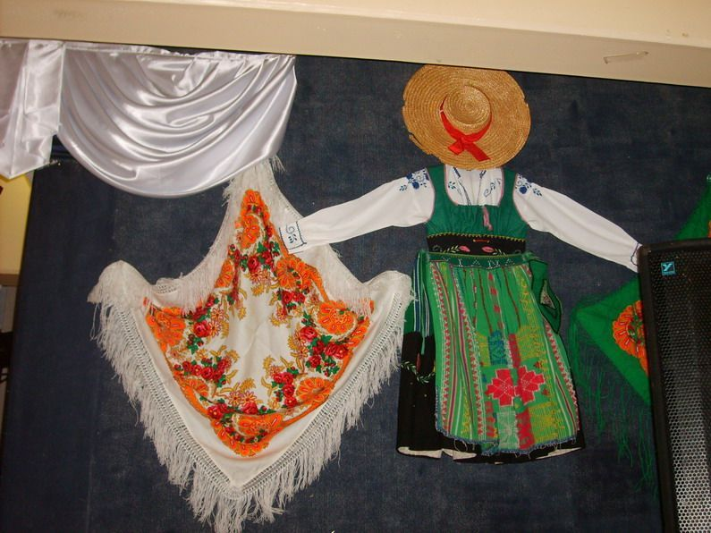 Extrêmement Costume traditionnel portugais pour femme | Inspiration  NX88