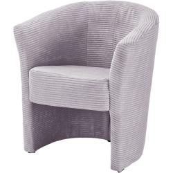 Photo of smart cocktail chair Patti ¦ pink / pink ¦ Dimensions (cm): W: 70 H: 77 D: 56