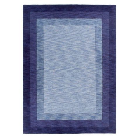 Easton Rug Sapphire From Z Gallerie San Diego Affordable