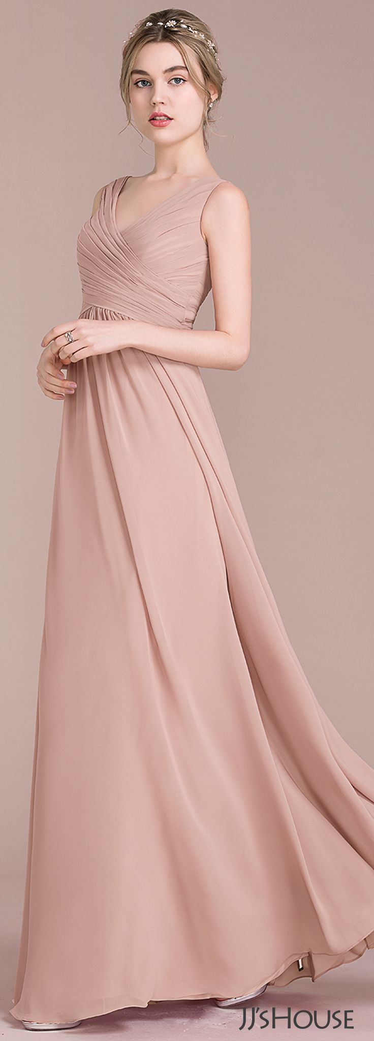JJsHouse #Bridesmaid | vestidos fashion | Pinterest | Vestiditos ...