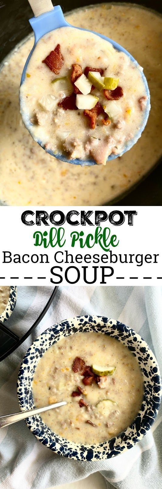 Crockpot Dill Pickle Bacon Cheeseburger Soup - #bacon #cheeseburger #crockpot #pickle - #Marge'sCheeseburgerSoup #dillpicklesoup Crockpot Dill Pickle Bacon Cheeseburger Soup - #bacon #cheeseburger #crockpot #pickle - #Marge'sCheeseburgerSoup #dillpicklesoup Crockpot Dill Pickle Bacon Cheeseburger Soup - #bacon #cheeseburger #crockpot #pickle - #Marge'sCheeseburgerSoup #dillpicklesoup Crockpot Dill Pickle Bacon Cheeseburger Soup - #bacon #cheeseburger #crockpot #pickle - #Marge'sCheeseburgerSoup #dillpicklesoup