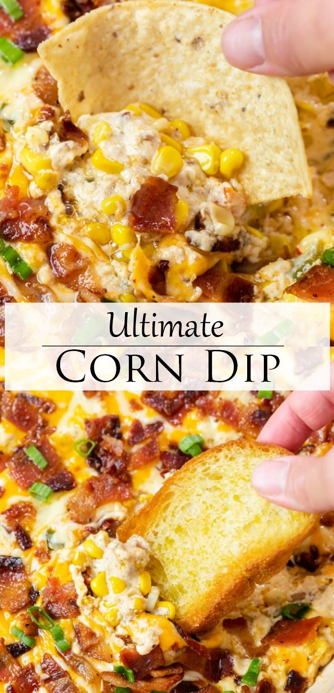 Corn Dip - The Cozy Cook