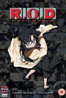 Read or Die (2001) A young female agent with a powerful psionic power over paper must stop a plot for world destruction.