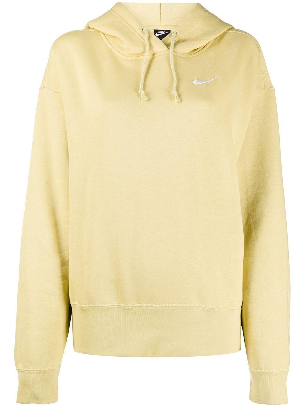 Nike Nsw Fleece Hoodie Farfetch Hoodies Fleece Hoodie Fleece Pullover Womens [ 1334 x 1000 Pixel ]