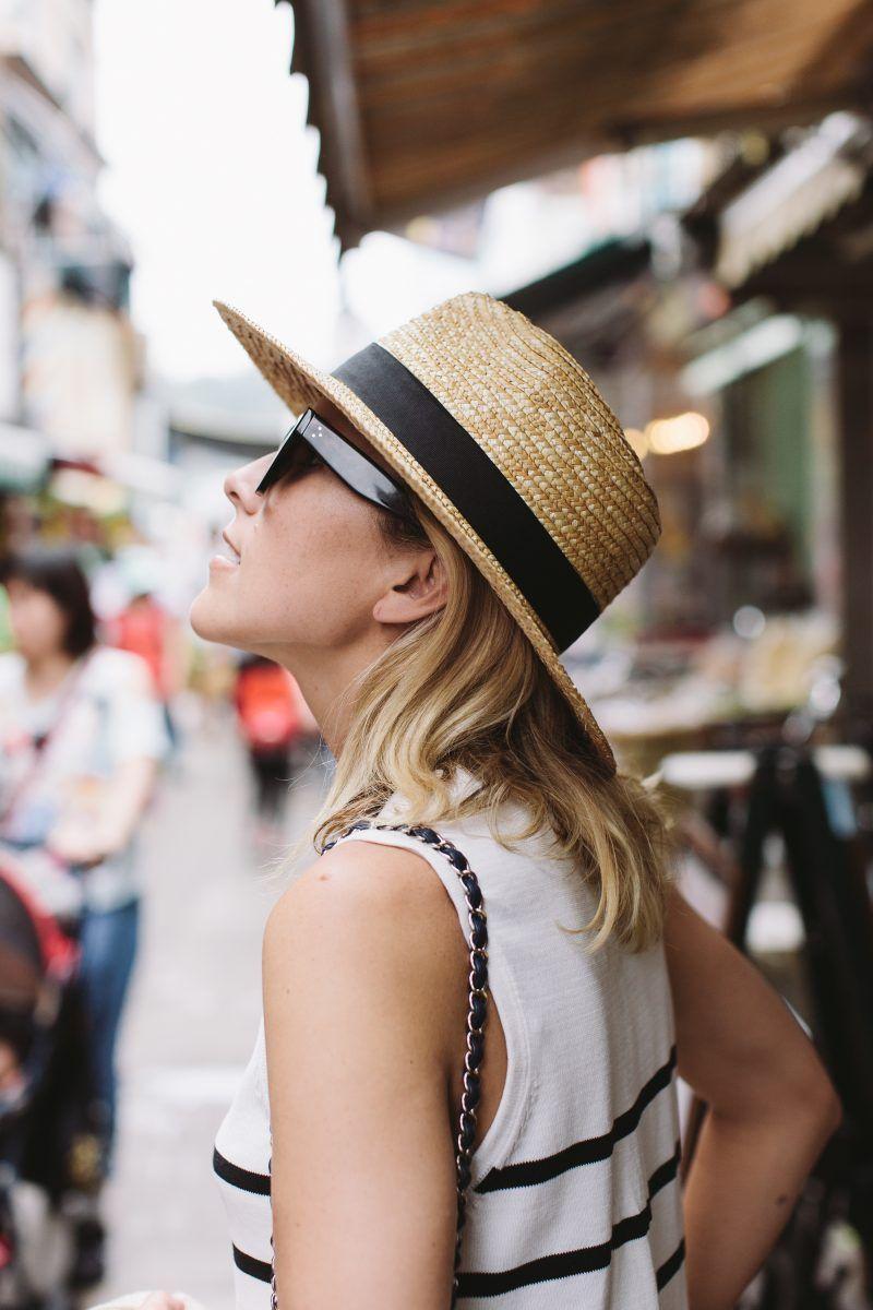 b8c364571 Hong Kong: Part 2 | style || top notch | How to wear, Fashion, Hats