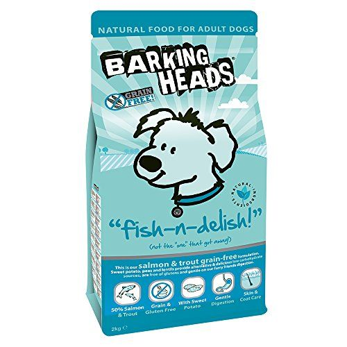Barking Heads Dog Food Fish N Delish Grain Free2kg Want To Know
