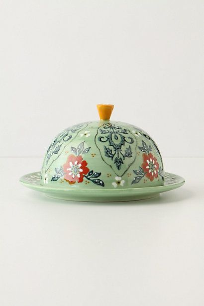 Butter Dish! When I Have A Real Apartment, I Refuse To Buy Cheap,